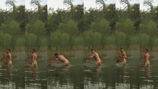 10000 BC: Dan Evans' naked ass | Daily Dudes @ Dude Dump