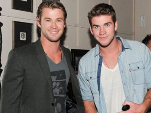 The Hemsworth Brothers Are Hot   Daily Dudes @ Dude Dump