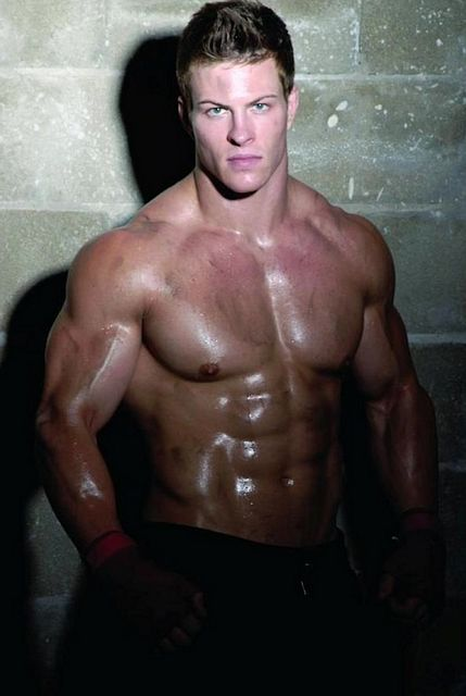 Muscle Jock Stefan Gatt | Daily Dudes @ Dude Dump