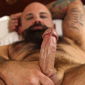 Handsome Bald & Bearded Man | Daily Dudes @ Dude Dump