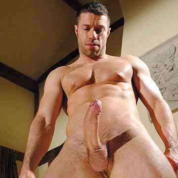 Hung And Uncut Stud Tristan Jaxx | Daily Dudes @ Dude Dump