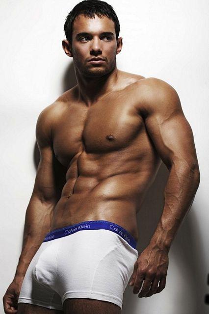 "British Muscle Hunk James ""Kenzie"" Mackenzie | Daily Dudes @ Dude Dump"