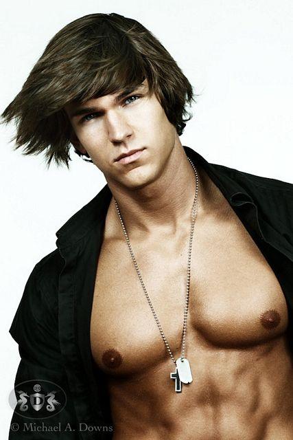 Male Muscle Model Abel Albonetti | Daily Dudes @ Dude Dump