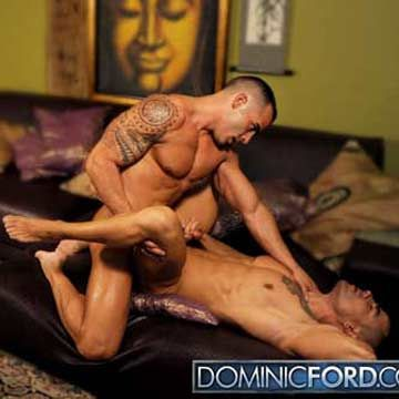 Flip Fuck: Adrian Toledo & David Dirdam | Daily Dudes @ Dude Dump