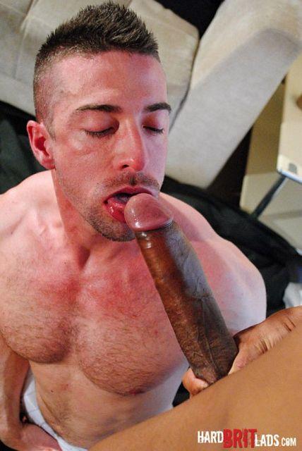 Scott Hunter Takes Drew Brody's 10″ Dick | Daily Dudes @ Dude Dump