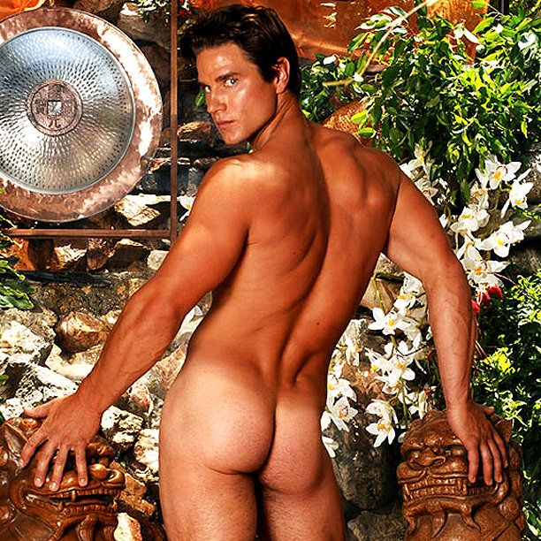 Naked As Adam: Christian St. Jon | Daily Dudes @ Dude Dump