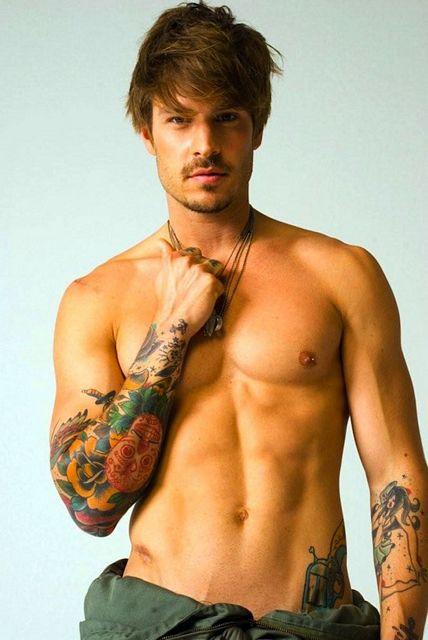 Gorgeous Model Mateus Verdelho   Daily Dudes @ Dude Dump