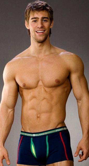 Luke Guldan Poses In Underwear – Hot Bulges! | Daily Dudes @ Dude Dump
