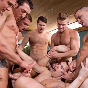 NakedSword.com presents: Hung Over   Daily Dudes @ Dude Dump