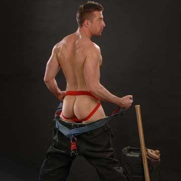 Scot Hunter in Uniform Men | Daily Dudes @ Dude Dump
