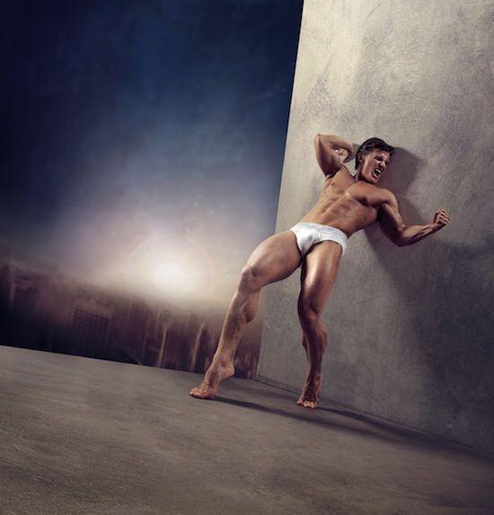 Muscled Male Model Lukasz Strankowski | Daily Dudes @ Dude Dump