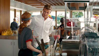 David Beckham's Latest Burger King Commercial   Daily Dudes @ Dude Dump