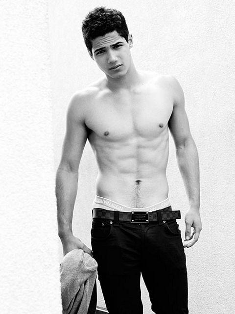 Male Model Jordan Torres Poses In Underwear | Daily Dudes @ Dude Dump