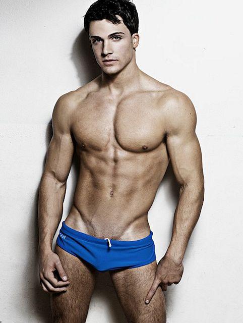 Random Sexy Muscle Guys | Daily Dudes @ Dude Dump