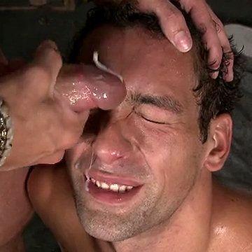 DJ Mann's fuck & facial cum shot | Daily Dudes @ Dude Dump