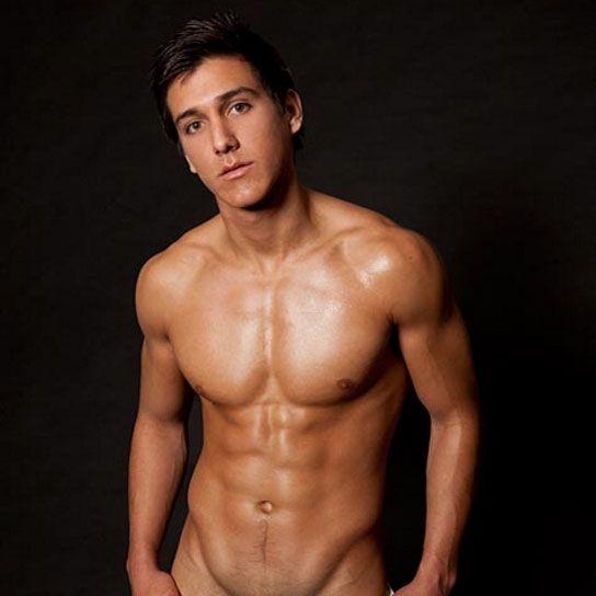 Miguel Armando jerks off | Daily Dudes @ Dude Dump