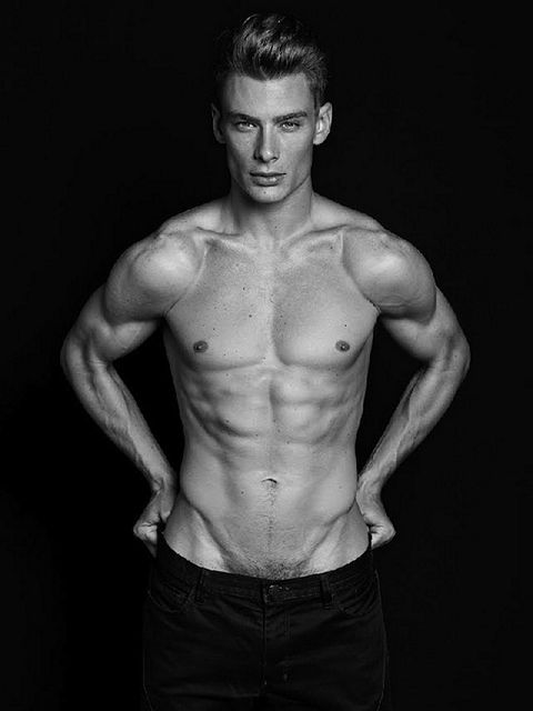 Model And Actor Blake Kneisley | Daily Dudes @ Dude Dump