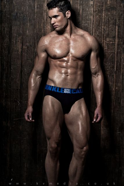 Ripped Male Model Jamie Barnard | Daily Dudes @ Dude Dump