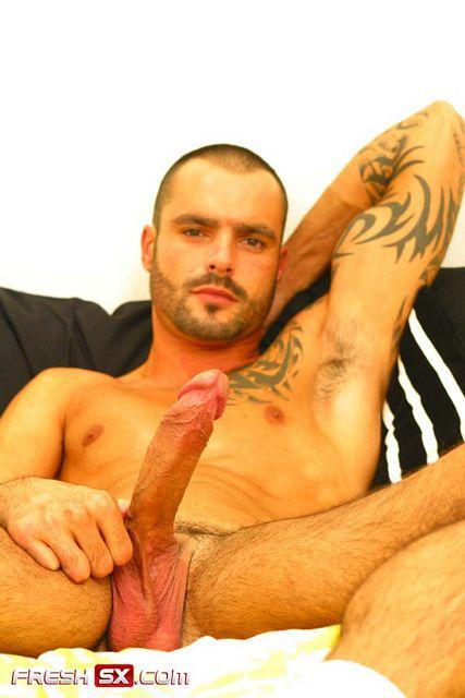 Jerking-Off With Gay Jock Issac Jones   Daily Dudes @ Dude Dump