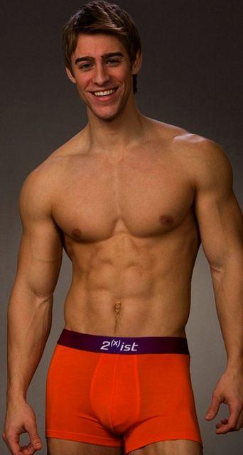 Luke Guldan – Muscle Jock Model | Daily Dudes @ Dude Dump