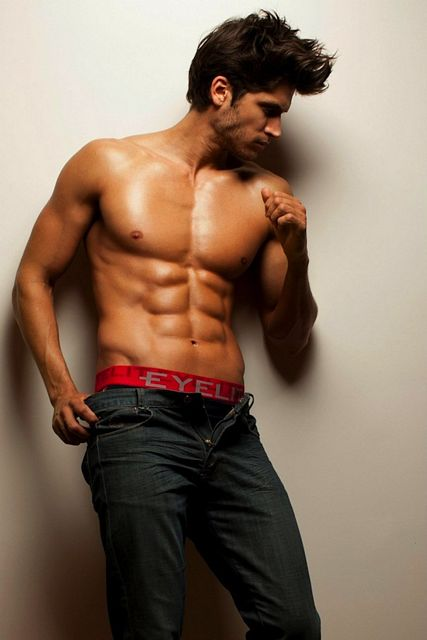 Julian Mercado In Underwear – Almost | Daily Dudes @ Dude Dump