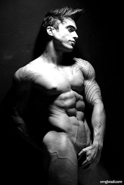 Massively Muscled Sergio Fialho | Daily Dudes @ Dude Dump