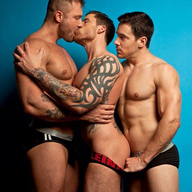 4Play — Austin, Jordan & Chris | Daily Dudes @ Dude Dump