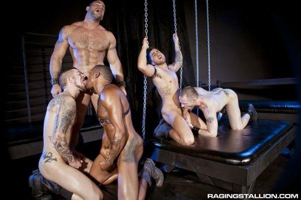 Group sex | Daily Dudes @ Dude Dump