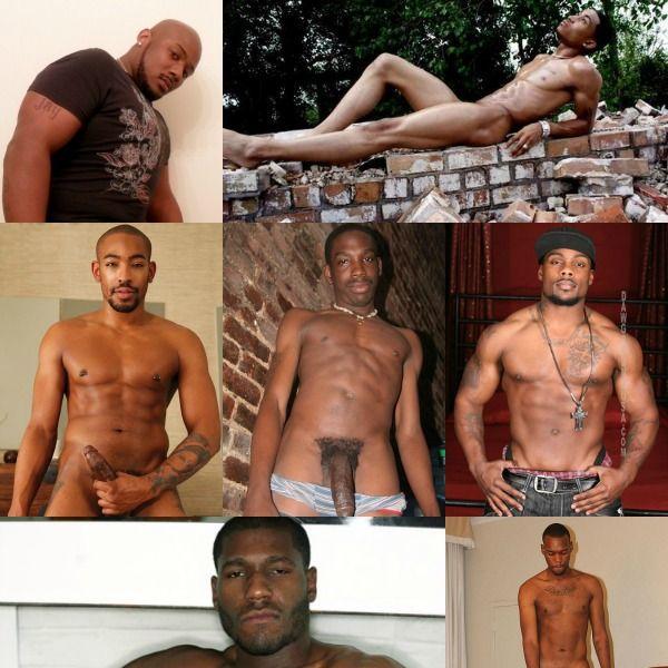 Luckey's Top Ten Black Gay Porn Stars 2012 | Daily Dudes @ Dude Dump