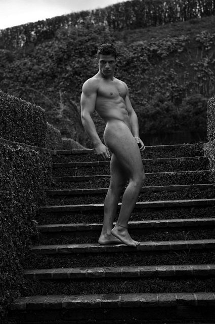 Lukas Rodrigues Nude Shoot | Guys R Us | Daily Dudes @ Dude Dump
