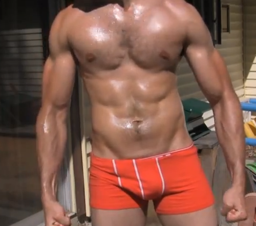 KevinMuscle – New Cam Hunk At Cam With Him | Daily Dudes @ Dude Dump