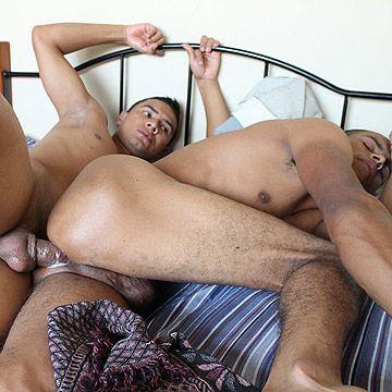 Hot Papi Carita Breeds Trucho | Daily Dudes @ Dude Dump