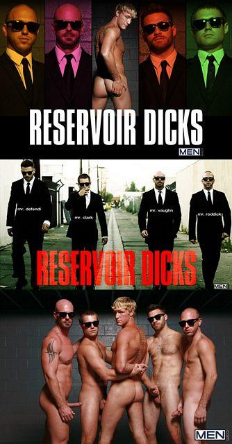 Jizzorgy – Reservoir Dicks | Daily Dudes @ Dude Dump