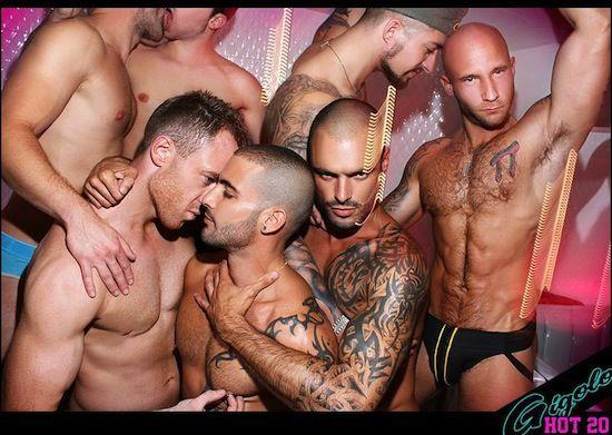 Porno Disco? That's Gigolo – With ShootMeUp | Daily Dudes @ Dude Dump