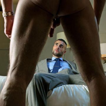 MenAtPlay.com presents Peeping Tom | Daily Dudes @ Dude Dump