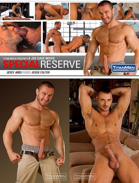 Special Reserve – Jessy Ares Fucks Jessie Colter | Daily Dudes @ Dude Dump