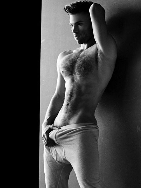 Andrew Edward Skelton – Hung Male Model | Daily Dudes @ Dude Dump