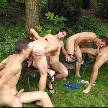 WilliamHiggins.com:Wank Party 2012 #9, Part 1 | Daily Dudes @ Dude Dump