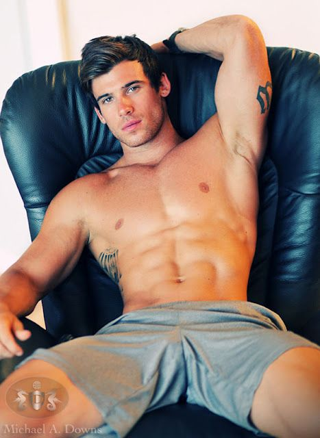 Will Grant by Michael A. Downs | Daily Dudes @ Dude Dump