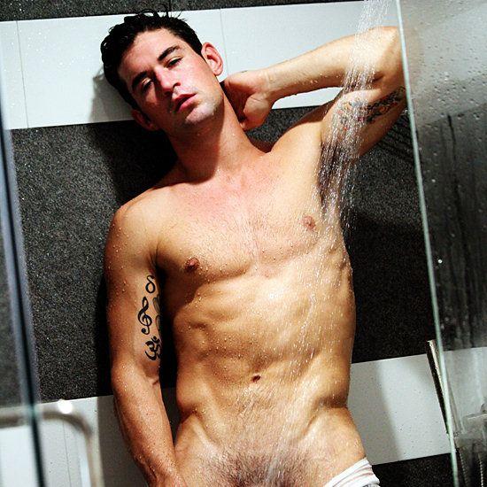 Naked As Adam: Benjamin Godfre | Daily Dudes @ Dude Dump
