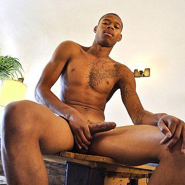 Hung Black Boy Diezel Walker   Daily Dudes @ Dude Dump