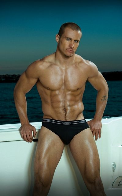 Matt Cooper Is One Jock I Would Love To Jerk With | Daily Dudes @ Dude Dump