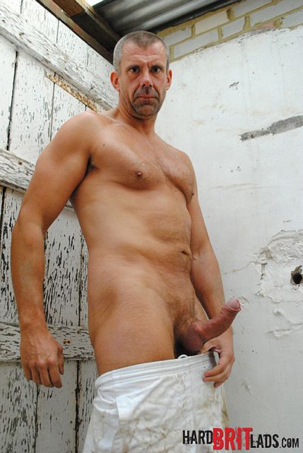 Jack Saxon; Hung Beefy Rugby Daddy | Daily Dudes @ Dude Dump
