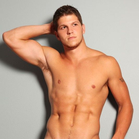 Marshall White Bares All | Daily Dudes @ Dude Dump