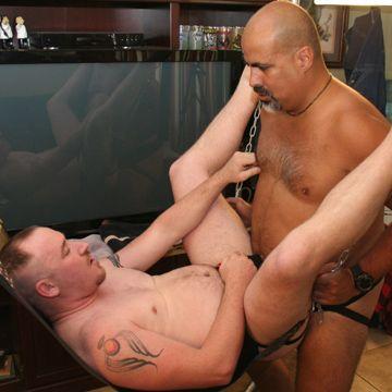 Rafael Lambert Gives Maximus O'Connel His Thick B | Daily Dudes @ Dude Dump