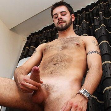 Furry Brit's Bulging Foreskin Cock | Daily Dudes @ Dude Dump