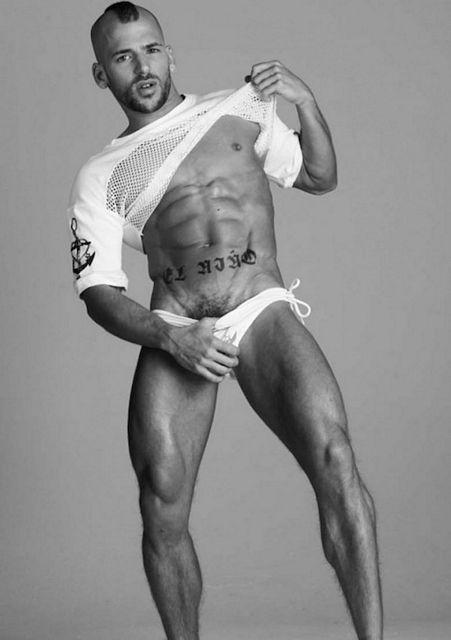Nuno Branco Not So Naked! | Daily Dudes @ Dude Dump