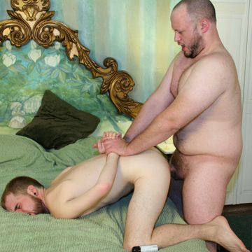 Great Bear Sex With Jace Maddux And Beaux Butler | Daily Dudes @ Dude Dump