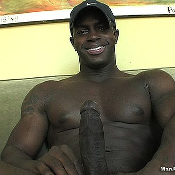 Black Stud Brian Bodine | Daily Dudes @ Dude Dump