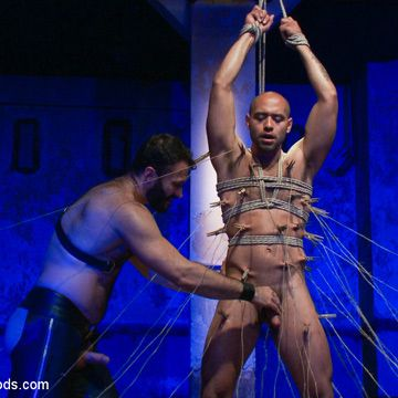 New  gay dom uses sub | Daily Dudes @ Dude Dump